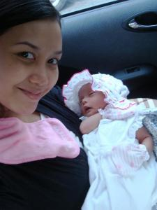 10 days old, check up pertama ke dokter anak