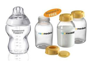 Botol BPA Free