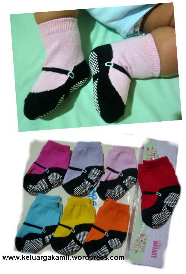 petite mimi baby socks