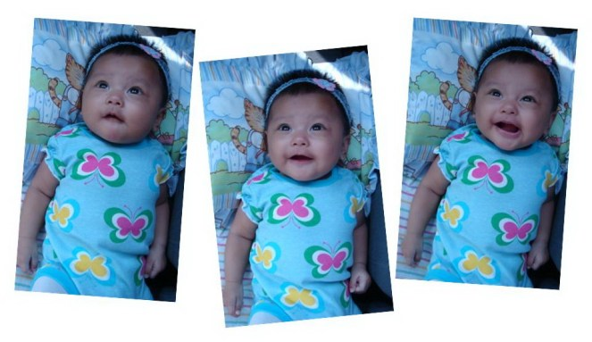 3 month Baby ZK