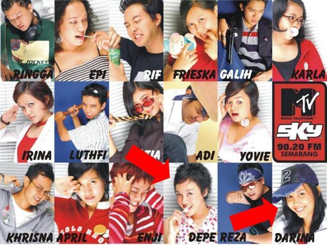 DJ MTV SKY semarang