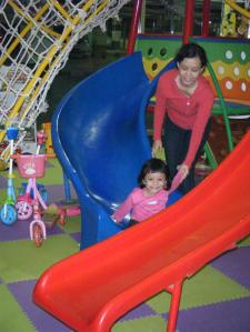 Playground lantai dasar
