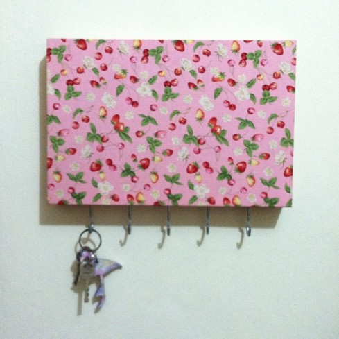 Key hanger from @dreamesh