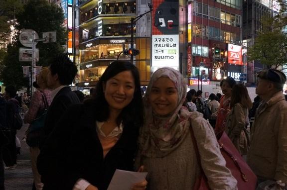 Yoriko and Me ^^